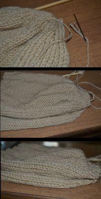 Knit Beanie Basic Mens