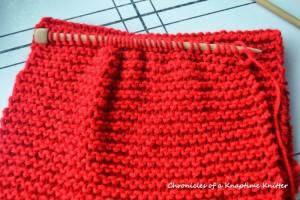 Infinity Scarf Knitting Pattern Part 2