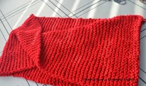 Infinity Scarf Knitting Pattern Part 5