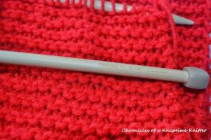 Infinity Scarf Knitting Pattern Part 1