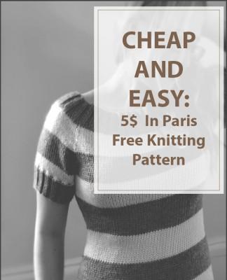 Knit Top Down Raglan