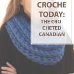Crochet The Crocheted Canadian Front