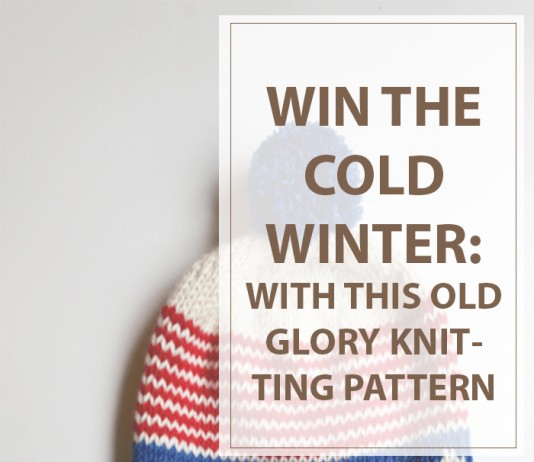 Knitted Hat Patterns Old Glory