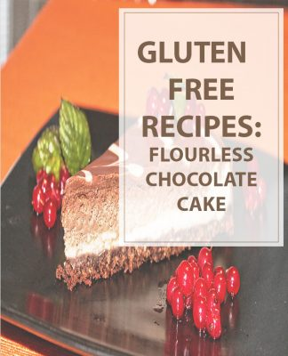 Flourless Chocolate Cake Gluten Free