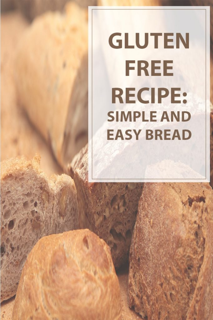 Gluten Bread Recipe