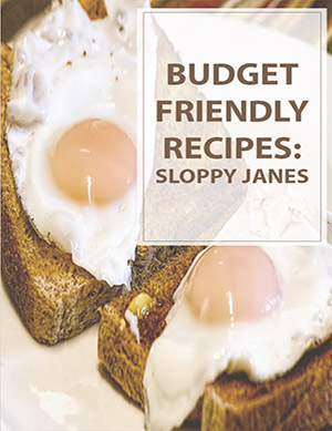 Sloppy Janes Budget Friendly