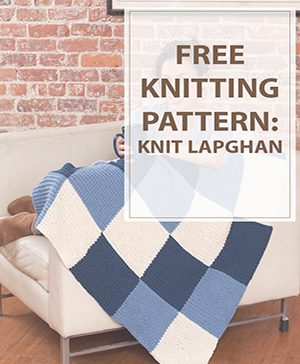 Lapghan Knitting Patterns