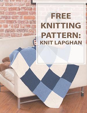 Lapghan Knitting Patterns