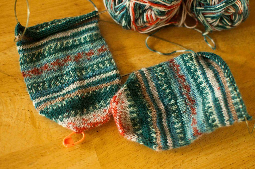 Sock Knitting Yarn