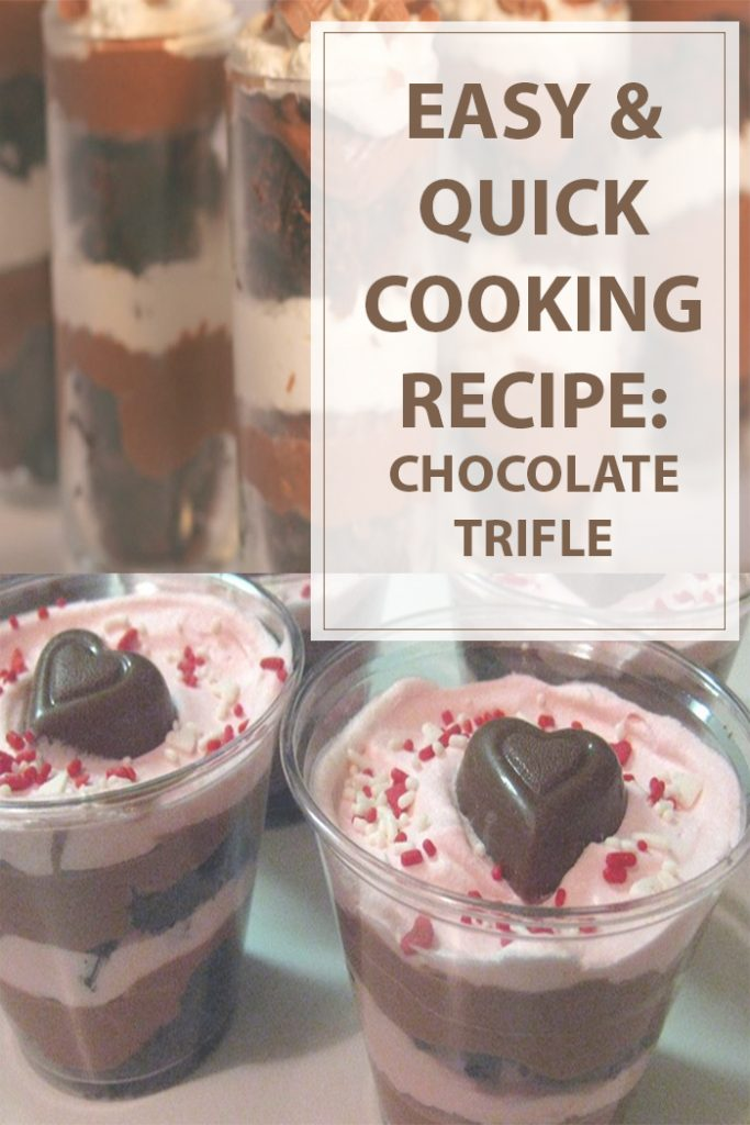 Chocolate Trifle Cooking Recipe