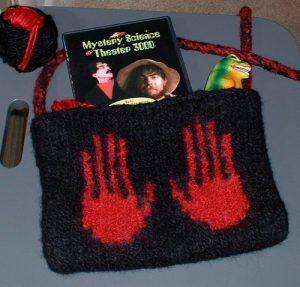 Knitting Pattern Bag