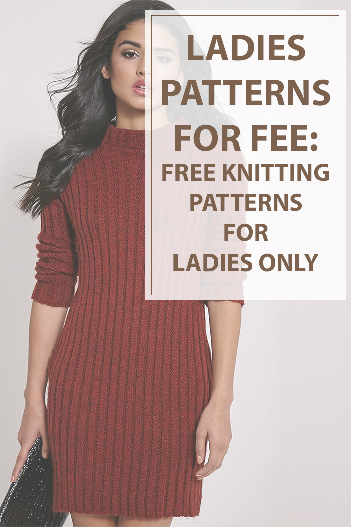 Free ladies knitting patterns hooded cardigan