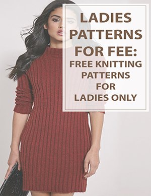 Ladies Knitting Patterns Free