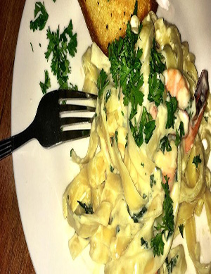 Quick and Easy Alfredo Sauce 2