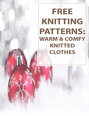 Christmas Free Knitting Patterns