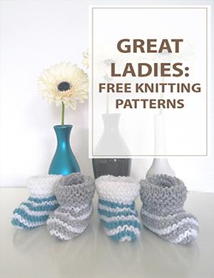 Ladies Free Knitting Patterns