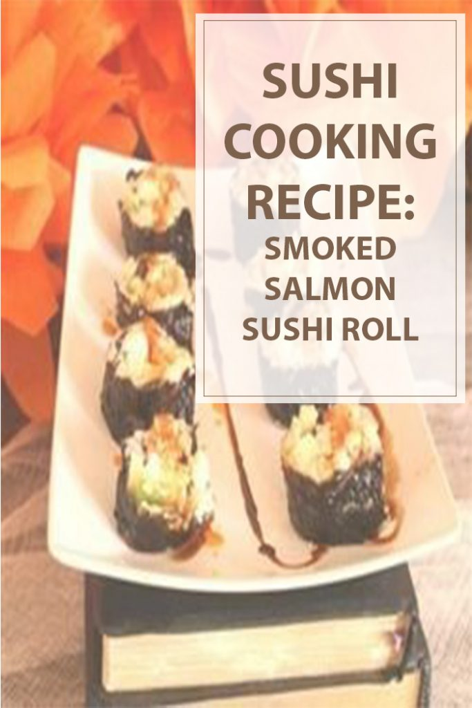 Smoked Salmon Roll Cooking Recipe