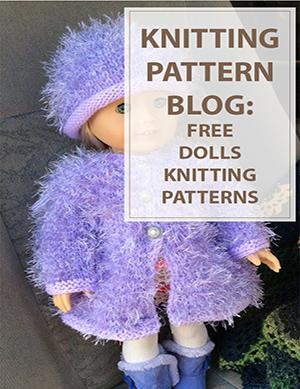 Free Knitting Patterns Dolls