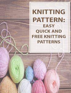 Knitting Patterns Free Easy