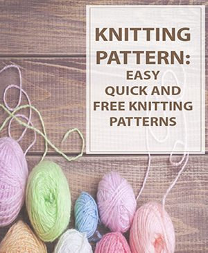 Knitting Patterns Free Easy