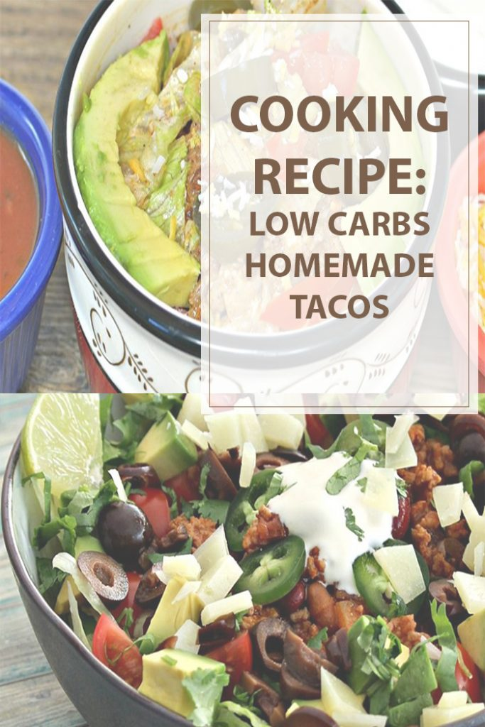 Low Carbs Tacos Cooking Recipe