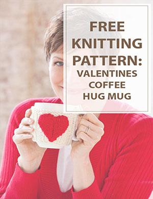 Valentines Free Knitting Pattern