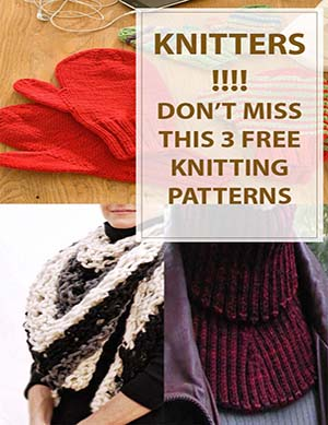 Winter Knitting Patterns