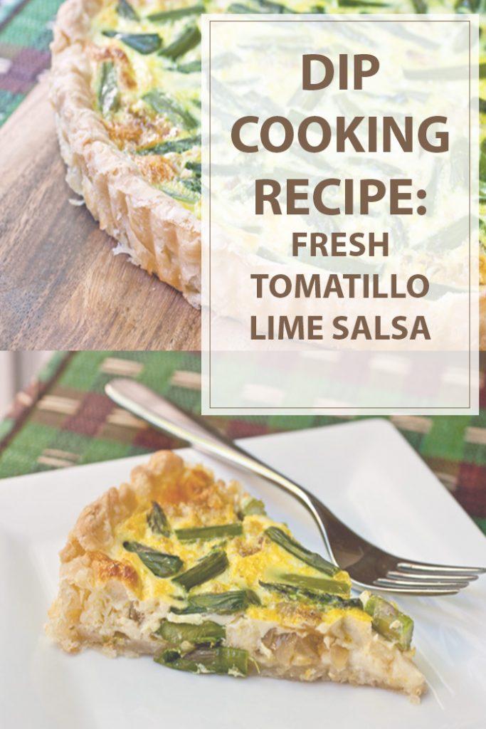 Asparagus Quiche Cooking Recipe