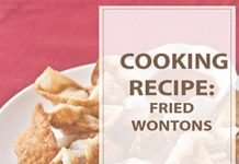 Fried Wontons Cooking Recipe