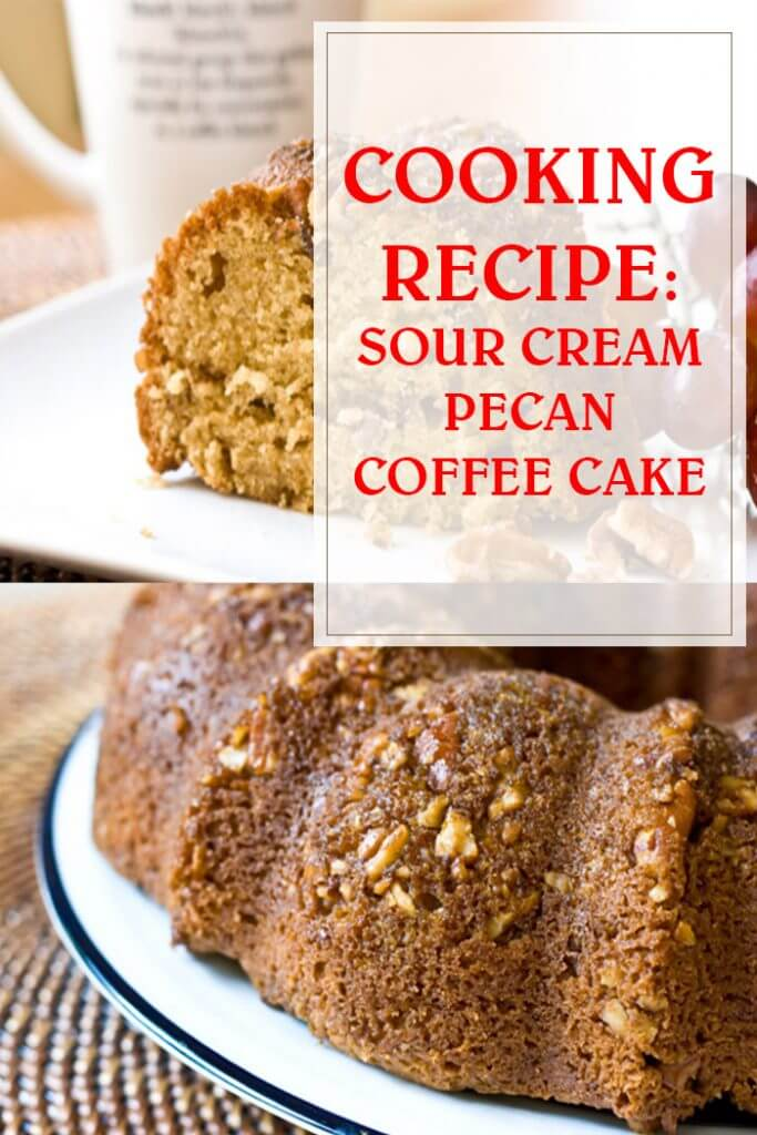 Sour Cream Pecan Coffee Cake Recipe