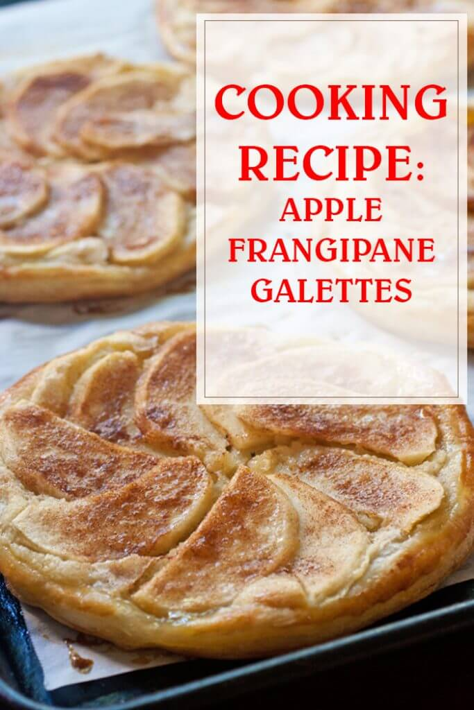 Apple Frangipane Galettes Cooking Recipe