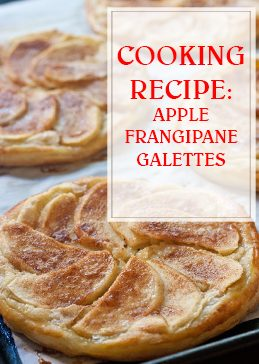 Apple Frangipane Galettes Cooking Recipe thump