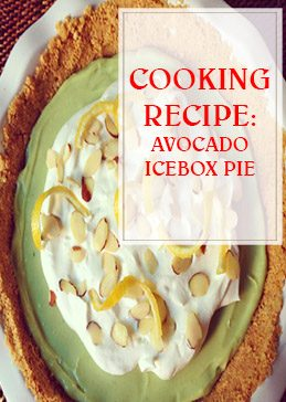 Avocado Icebox Pie Recipe thump