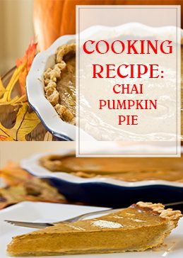 Chai Pumpkin Pie Cooking Recipe THUMP
