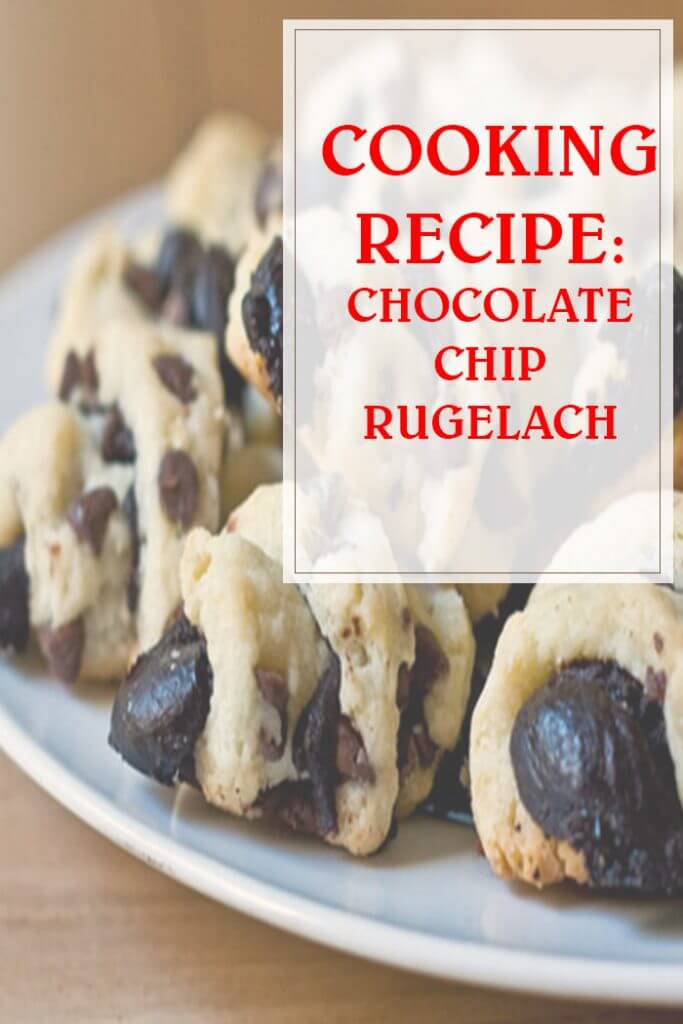 Chocolate Chip Rugelach Cooking Recipe