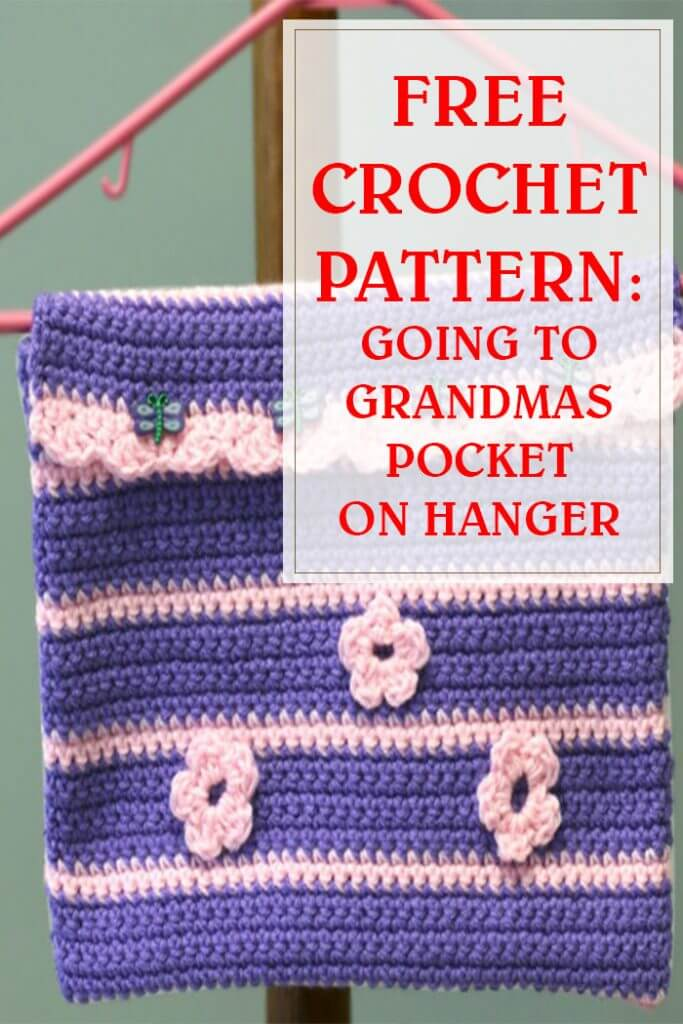 """Free Crochet Pattern Spa Necessities"" (Edit)"