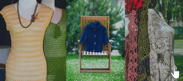 Crochet Apparel Patterns