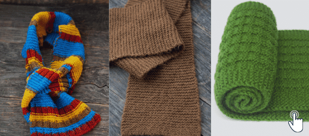 Knitting Patterns Scarfs & Wraps