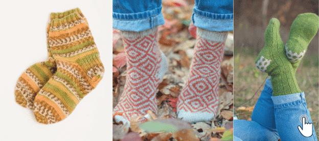 Knitting Patterns Socks