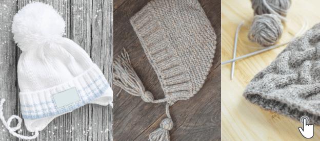 Knitting Patterns Hats