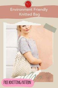 Brigitte Shopping Bag Free Knitting Pattern
