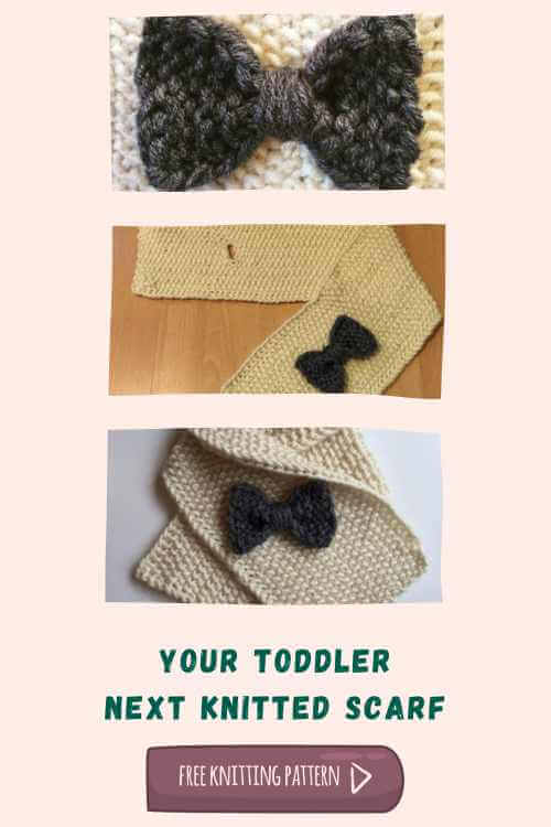 Little Lady Scarf Free Knitting Pattern