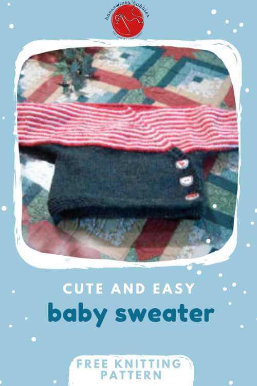 Five-Days-Baby-Sweater-Free-Knitting-Pattern
